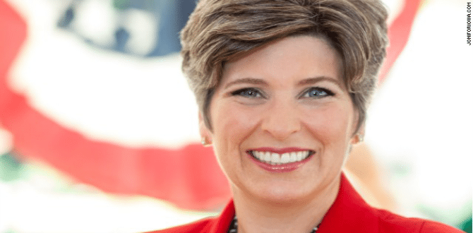 Weekly Conservative Woman: Joni Ernst
