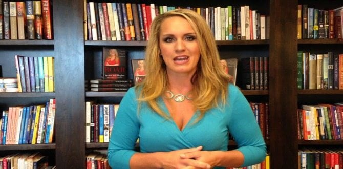 Weekly Conservative Woman: Scottie Nell Hughes