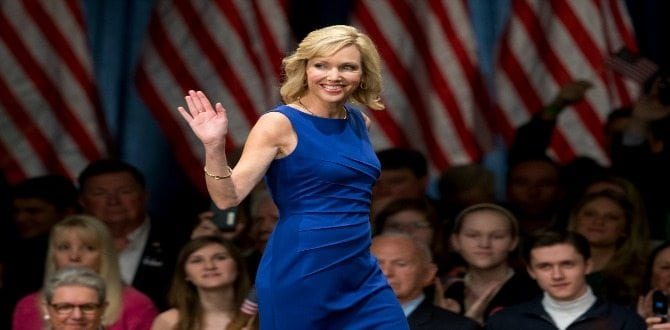 Weekly Conservative Woman: Kelley Paul