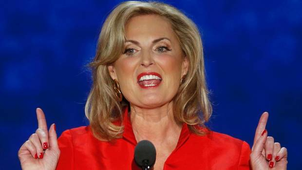 Weekly Conservative Woman: Ann Romney