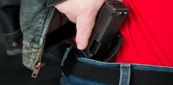 10 Reasons Why You Should Consider a Concealed Carry Permit