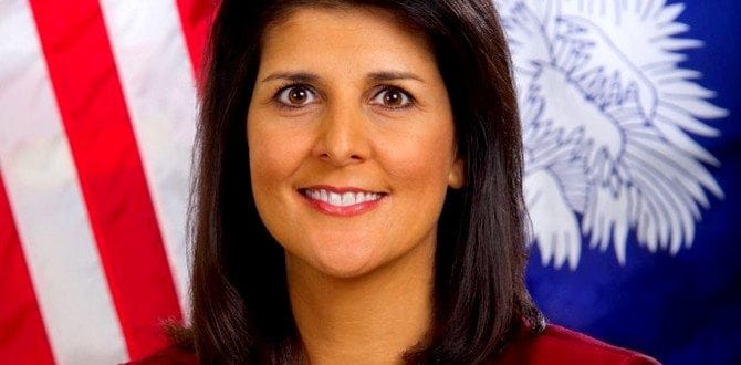 10 Things To Know About Nikki Haley