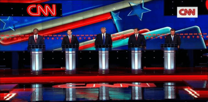 20 Best One-Liners from the #GOPDebate