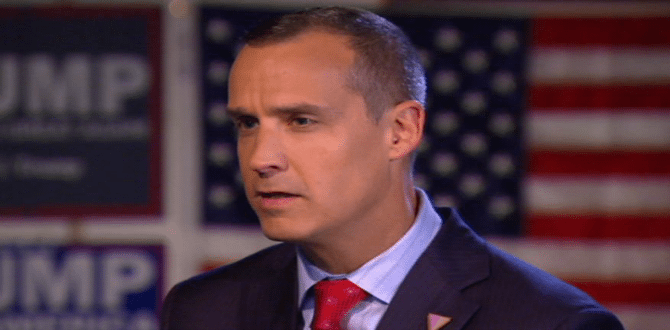 Trouble in Trump-Town: Official Charges Are Brought Up On Trump Campaign Manager, Corey Lewandowski