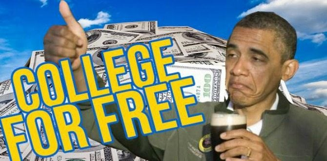 Free College, Free Healthcare, Free Handouts: Not As Free As They Seem
