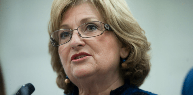 A Message for Women's History Month: Don't Let Them Tell You No by Congressman Diane Black