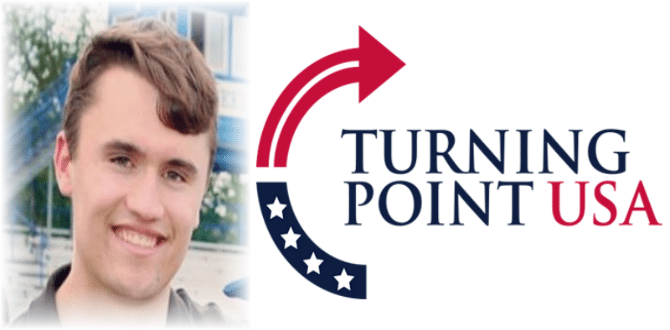 Monthly Conservative Man: Charlie Kirk