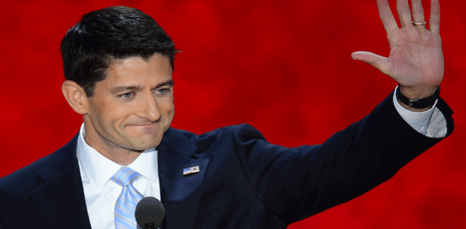 7 Reasons Why Conservative Ladies Love Paul Ryan