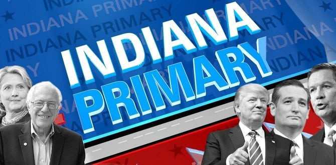 Breaking Down 2016: Results Of The #IndianaPrimary