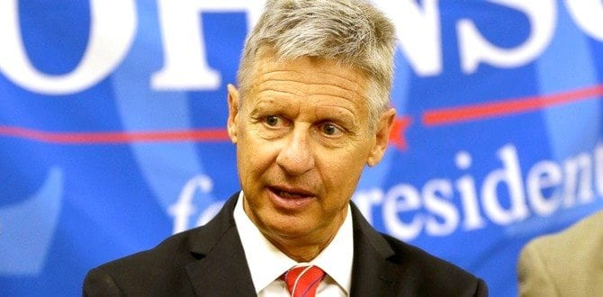 Who Is Gary Johnson: Meet The Libertarian Presidential Nominee