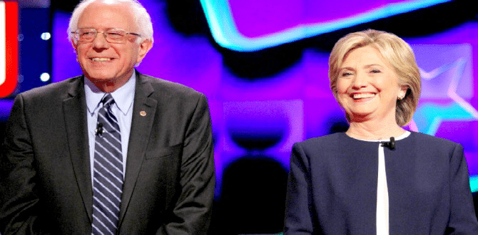 10 Thoughts You Have Listening To Bernie And Hillary