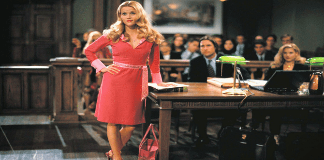 10 Lessons Elle Woods Taught Every College Girl In Legally Blonde