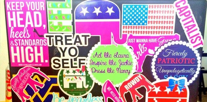 22 Stickers Every Republican Laptop Needs