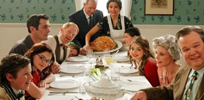 Your Guide For Talking Politics With Family This Thanksgiving