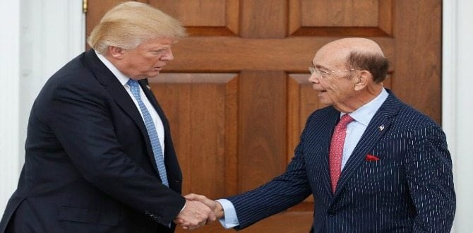 15 Things To Know About Wilbur Ross, Donald Trump's Pick For Secretary Of Commerce
