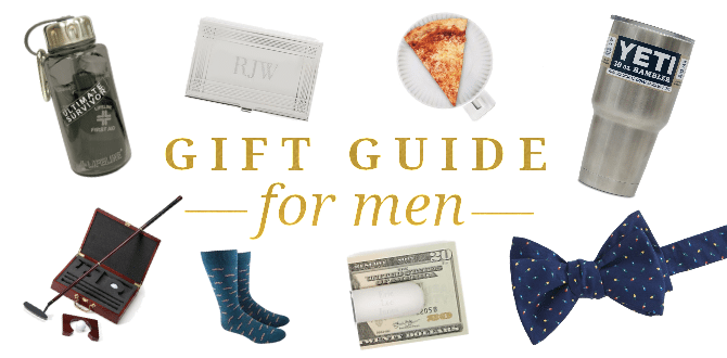 GIFT GUIDE: 12 Gifts Under $75 For The Men On Your Christmas List