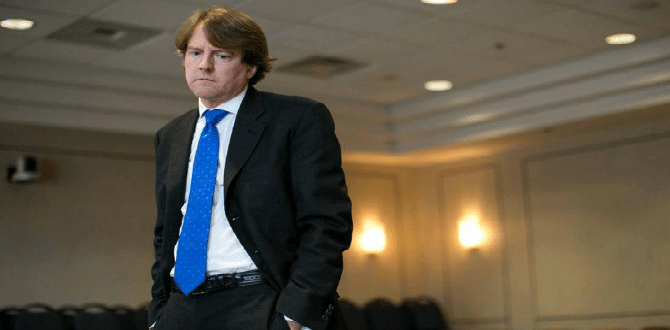 13 Things To Know About Don McGahn, Donald Trump's Pick For White House Counsel