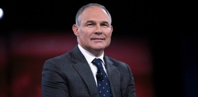 9 Quotes You Need To Read From Scott Pruitt, Donald Trump's Pick To Head The EPA