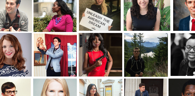 2016's Top 15 Young Activists Of The Conservative Movement