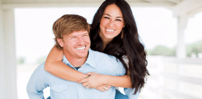 "6 Lessons To Learn From ""The Magnolia Story"" By Chip And Joanna Gaines"