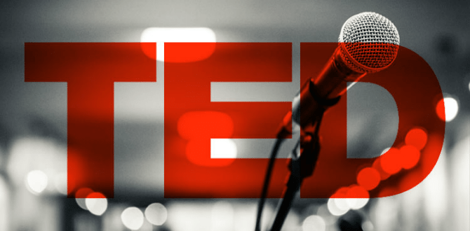 What I Have Learned From Watching Liberal TED Talks