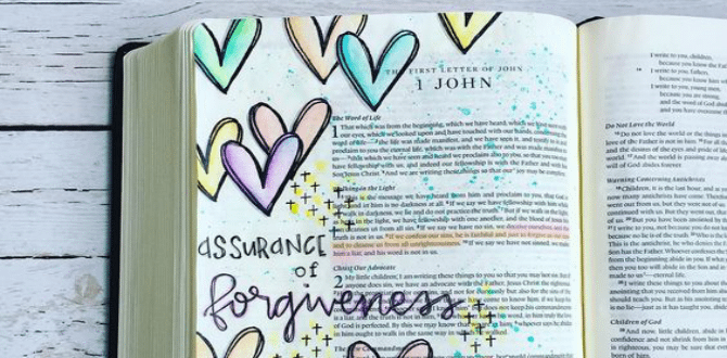 Bible Journaling For Beginners: 3 Tips To Get Started