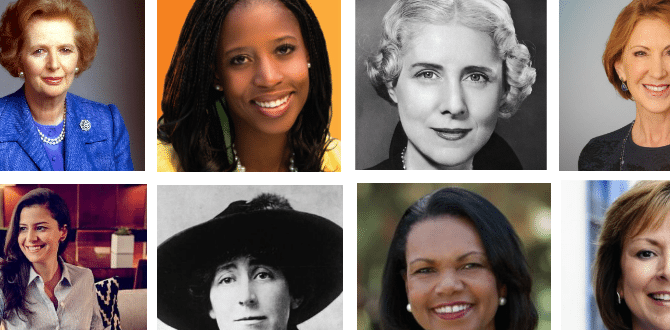 18 Conservative Women Who Have Shattered Glass Ceilings