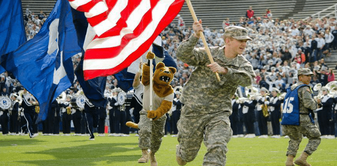 3 Ways To Start A Military Appreciation Week On Your Campus