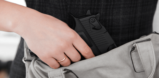 I Want To Be Able To Protect Myself And That Is Why I Carry Concealed