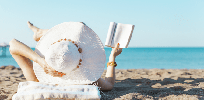 12 Books To Read This Spring Break