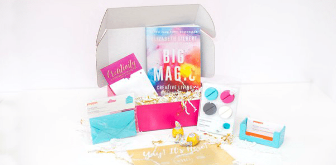 6 Monthly Book Subscription Boxes To Join This Month