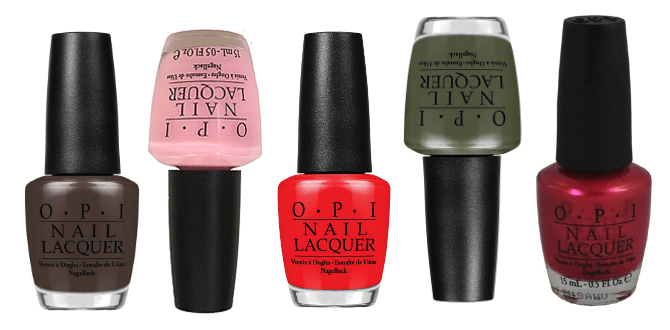 If OPI Nail Polish Names Were Political - Future Female Leaders