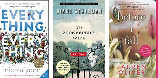 9 Books To Read Before They Come To Screen This Year