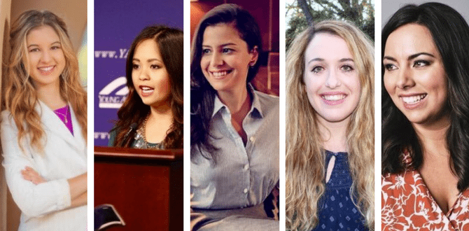 10 Young Conservative Women To Watch