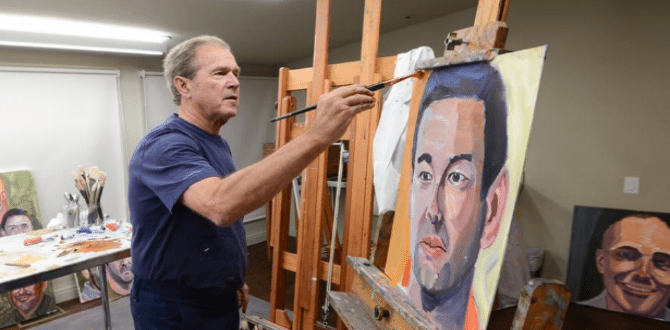 George W. Bush's New Book, Portraits Of Courage, Will Warm Your Heart From Start To Finish