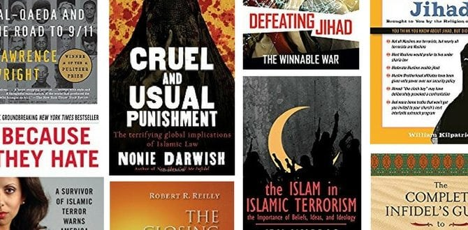 11 Must Read Books About Radical Islamic Terrorism