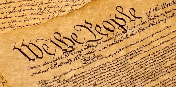QUIZ: How Well Do You Know The Constitution?
