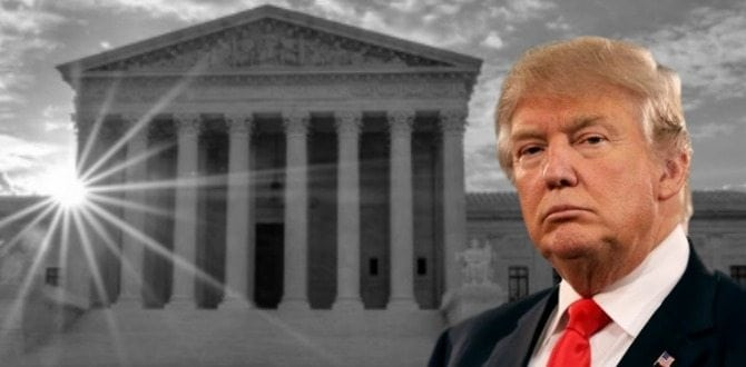 The Supreme Court Reinstated Parts Of Trump's Travel Ban Today, Let's Break It Down