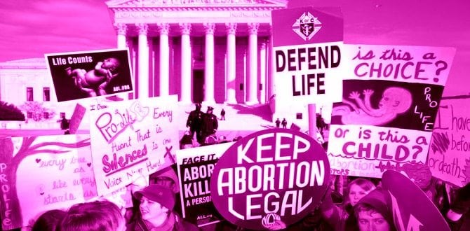 6 Ways To Effectively Debate A Pro-Choicer As A Pro-Life Woman