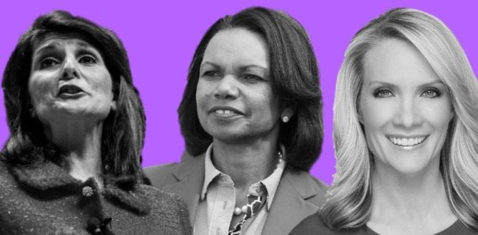 Where 10 Conservative Girl Bosses Were In Life While They Were Still In College