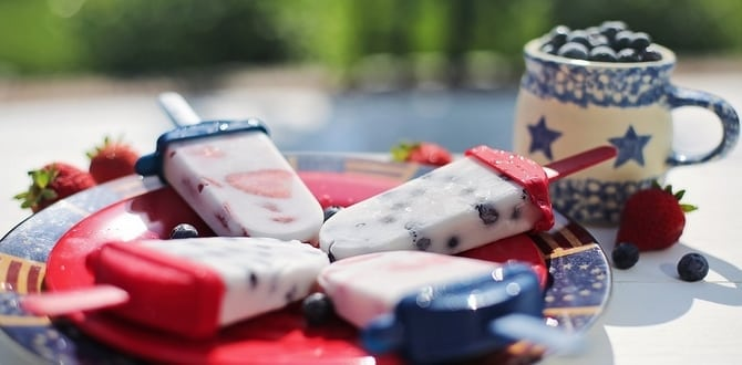 5 Patriotic Recipes For Your Fourth Of July Festivities
