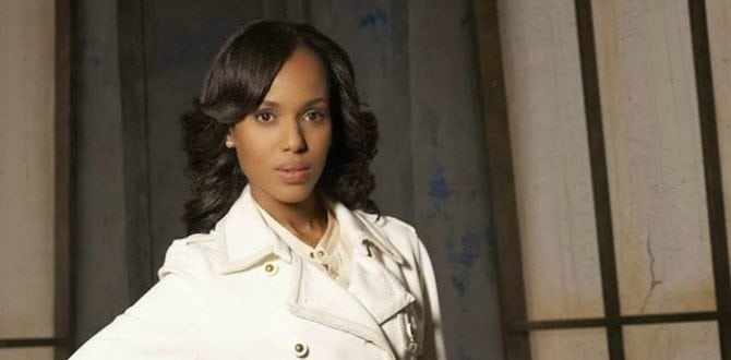 5 Lessons Every Woman Can Learn From Olivia Pope