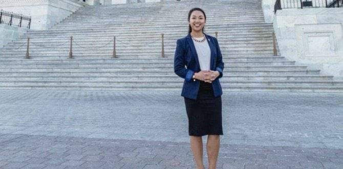 To The Young Woman On The Hill, Working At The Capitol Is The Opportunity Of A Lifetime