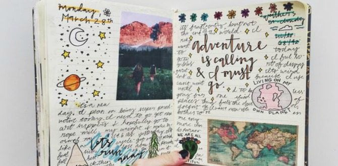 Your Ultimate Guide To Keeping A Travel Journal