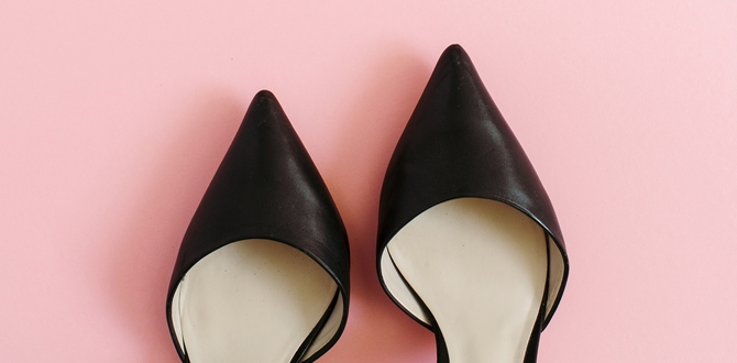 5 Types Of Shoes Every Young Woman Should Have In Her Closet