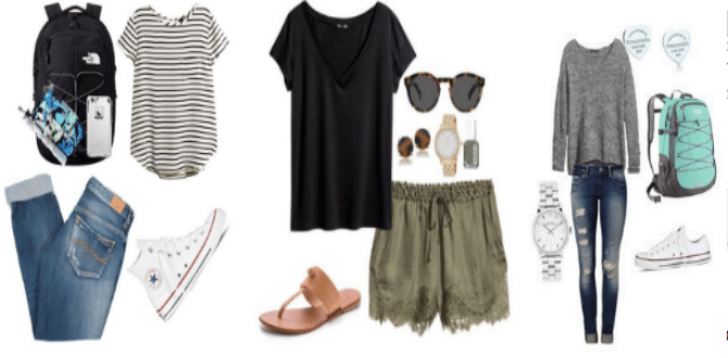 What To Wear To Class: A Style Guide For The First Week Of Classes