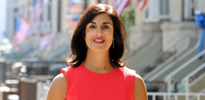 Meet The Young Republican Woman Running For Mayor Of New York City