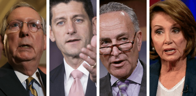 Congress Is Back In Session: 5 Important Things On Their To Do List