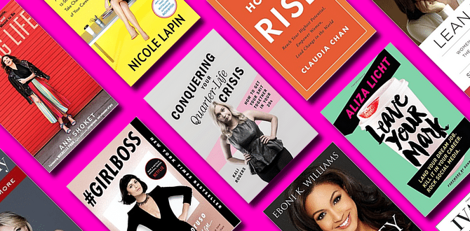 7 Empowering Books Every Woman Should Read Before She's 30