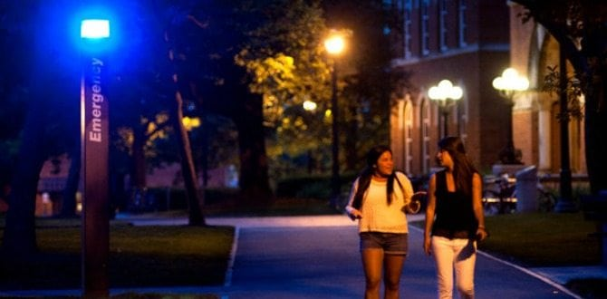 37 Ways To Stay Safe On Your College Campus